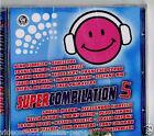 SUPERCOMPILATION SUPER COMPILATION 5 A.V. FIORELLO DOPPIO 2 CD NUOVO SIGILLATO