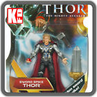 HASBRO USA MARVEL STUDIOS THOR THE MIGHTY AVENGER SWORD SPIKE THOR ACTION FIGURE
