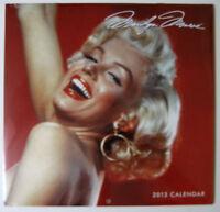 Marilyn Monroe ™ 2013 Wall Calendar - Portrait Cover - New Sealed