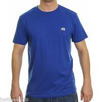 ENJOI cotton t-shirt - Panda patch   (blue)