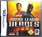 Nintendo DS.......................Justice League Heroes