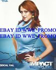 WWE TNA IMPACT WRESTLING OFFICIAL LICENSED 8X10 PROMO P-52 PHOTO SOCAL VAL