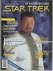 STAR TREK la rivista ufficiale FANUCCI 8 inside magazine JONATHAN FRAKES poster