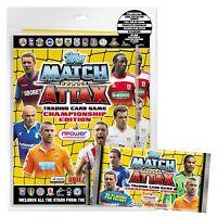 Match Attax Championship 11/12  Hundred Club Cards - 100 Club