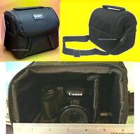 CASE BAG  CANON POWERSHOT SX150 SX130 SX120 SX20 SX10 SX1 IS, CAMERA ONLY