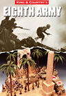 King & Country Leaflet British Eighth Army & Afrika Korps 8 Pages 2009