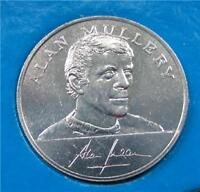 ESSO WORLD CUP COIN COLLECTION 1970 Alan Mullery