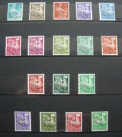 FRANCE STAMP :  COLLECTION DE TIMBRES PREOBLITERES 1953 - 1960  NEUFS xx TTB .