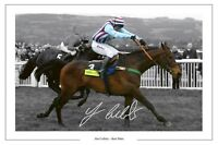 JIM CULLOTY BEST MATE SIGNED PHOTO PRINT RACING