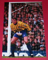 ANDY DIBBLE MANCHESTER CITY HAND SIGNED AUTOGRAPH 12X8 PHOTO