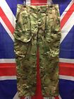Genuine British Army Surplus Multicam MTP Temperate Combat Trousers PCS Grade 1