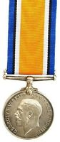 WW1 BRITISH WAR MEDAL TO 168745.GNR.C.J.MOBSBY.R.A