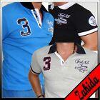 Polo T-Shirt pour hommes Chemise À Manches Courtes Italie col en V