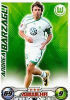 Match Attax  Andrea Barzagli #312  09/10