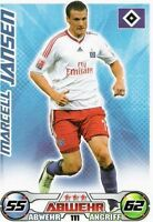 Match Attax  Marcell Jansen #111  09/10
