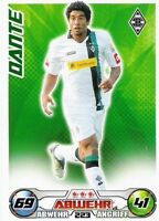 Match Attax  Dante #223  09/10