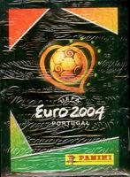Panini Euro 2004 Mini Stickers Box (36)