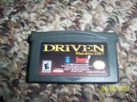 Driven (Game Boy Advance) gba sp ds