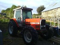 Massey Ferguson Tractor 3000 Series Tractors breaking for spares only.