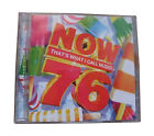 Now That's What I Call Music Vol. 76 (2 X CD)
