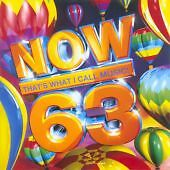 Now That's What I Call Music, Vol. 63 (2 X CD)