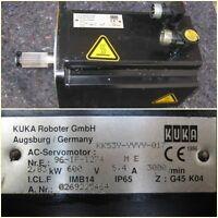 Kuka KK53Y-YYYY-017 Servomotor