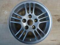 4 Stk Irmscher 76110457    6Jx15H2 Alufelgen Opel  Felgen KBA 44125  ET49 L: 110
