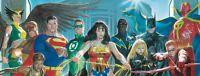 WHOLESALE COMICS: 50 ISSUE DC COMIC PACK