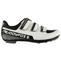 Muddyfox Mens RBS100 Cycling Shoes Breathable Cycle Bike Sport New