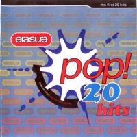 Erasure - Pop! The First 20 Hits (CD)