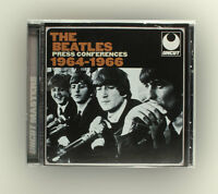 The Beatles - Press Conferences 1964 to 1966 - Audio CD