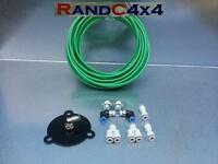 Land Rover Defender Wading Kit GREEN 200 300 TDi Engine Gearbox's Axles