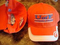 FLORIDA GATORS THE GAME   HAT CAP ADJUSTABLE BUCKLE   STRAPBACK