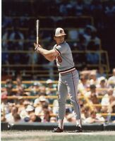 CAL RIPKEN JR. BALTIMORE ORIOLES UNSIGNED 8X10 PHOTO