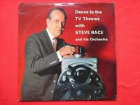 Steve Race Dance To The TV Themes LP World Record Club TP285 EX/VG 1963 mono, fe