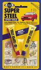 Plastic Padding Super Steel Epoxy Weld 118 Two Part Glue