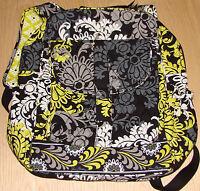 VERA BRADLEY Baroque Bookbag NWT