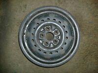 """Wheel 1985-94 Chrysler Lebaron 14"""" X 5-1/2"""" steel plain interchange #1414A"""