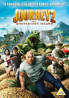 Journey 2 - The Mysterious Island (DVD, 2012)
