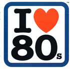 I Love 80's (2 X CD ' Various Artists)
