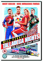 Talladega Nights - The Ballad Of Ricky Bobby (DVD, 2007) - DVD NEW SEALED DVD