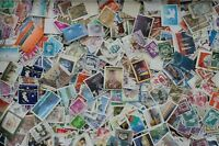 Kiloware-WORLDWIDE Large off-paper Mixture Lot Up to 6200 Stamps Immense Variety