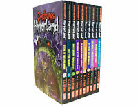 Goosebumps HorrorLand Series 10 Books Collection Set