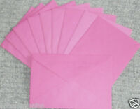 10 Greeting/Birthday/Holiday/Shower/Wedding Party BLANK ENVELOPES for Cards=NEW