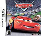 Cars (Nintendo DS, 2006) - European Version