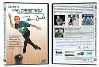 Norm Duke DVD Learn to Bowl Competitively Bowling Instructional Video