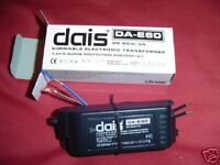 TRANSFORMER FOR DOWN LIGHTS 60va DIMMABLE