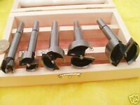 5 PC FORSTNER DRILL BIT(15-35MM) (WOODWORKING TOOLS DIY