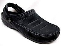 Crocs Yukon Mesa Clogs Mens Black