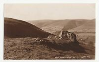 Shropshire, Church Stretton, On Ragleth Hill, Judges Postcard, A378